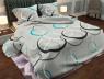 """Ткань для постельного белья Бязь """"Gold"""" Lux GL903"""