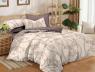 Двоспальний набір постільної білизни 180*220 із Сатину №390АВ Черешенька™