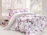 Евро макси набор постельного белья 200*220 из Ранфорса Layla Lila First Choice™