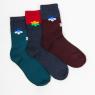 Женские носки (12 пар) 36-40 №S003
