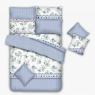 Ткань для постельного белья Сатин S42-1A (60м)