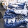 """Тканина для постільної білизни 220 см на метраж Бязь """"Gold"""" Lux GL1335A"""