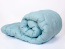 Двуспальное одеяло микрофибра/холлофайбер №40050