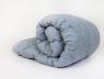 Евро одеяло микрофибра/холлофайбер №40018
