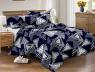 Семейный набор хлопкового постельного белья из Ранфорса №18555AB Черешенка™