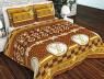 """Тканина для постільної білизни Бязь """"Gold"""" Lux GL390"""