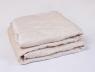 Двуспальное летнее одеяло микрофибра/синтепон №41008