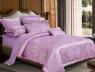 Двуспальный набор постельного белья 180*220 из Жаккарда №016AB KRISPOL™