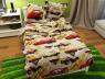 """Ткань для постельного белья Бязь """"Gold"""" Lux детская GLB130"""