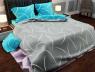 """Ткань для постельного белья Бязь """"Gold"""" Lux GL1285 (A+B) - (50м+50м)"""