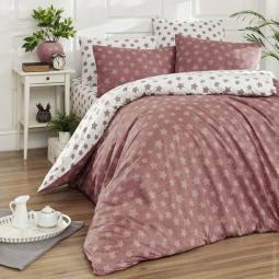 Семейный набор хлопкового постельного белья из Ранфорса Light Gulkurusu First Choice™