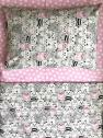"""Ткань для постельного белья Бязь """"Gold"""" Lux детская GLB065A"""