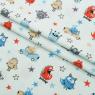 Тканина для постільної білизни Фланель (байка) дитяча FLB1007