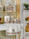 Набор кухонных полотенец Nilteks Ekose Koffe 40*60 (5 шт)