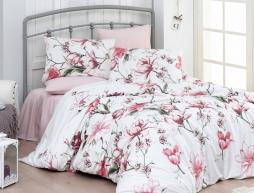 Евро макси набор постельного белья 200*220 из Ранфорса Layla Somon First Choice™