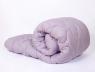 Полуторное одеяло микрофибра/холлофайбер №40046