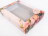 Упаковка для постільної білизни (подарункова коробка) - варіант 14