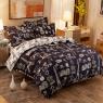 """Ткань для постельного белья Бязь """"Gold"""" Lux GL1349 (A+B) - (50м+50м)"""