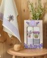 Набір кухонних рушників Nilteks Gualita Lavanta 50*70 (2 шт)