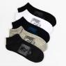 Чоловічі шкарпетки короткі Nicen (10 пар) 41-47 №F553-22