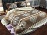 """Тканина для постільної білизни Бязь """"Gold"""" Lux GL617"""