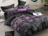 Семейный набор хлопкового постельного белья из Ранфорса №183121 Черешенка™