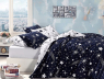 Евро макси набор постельного белья 200*220 из Ранфорса Star First Choice™