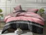 Евро макси набор постельного белья 200*220 из Ранфорса №18695AB Черешенка™
