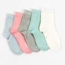 Детские носки Nicen на 7-9 лет (10 пар) №Y072-1