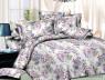 Семейный набор хлопкового постельного белья из Ранфорса №1823704 Черешенка™