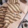 """Ткань для постельного белья Бязь """"Gold"""" Lux GL1255 (A+B) - (50м+50м)"""