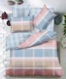 Ткань для постельного белья Сатин S29-35 (A+B) - (60м+60м)