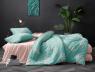 Семейный набор хлопкового постельного белья из Ранфорса №182098AB Черешенка™