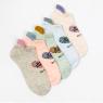 Жіночі шкарпетки короткі Nicen (10 пар) 37-41 №A052-27