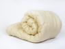 Двуспальное одеяло микрофибра/холлофайбер №40023