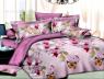 Семейный набор хлопкового постельного белья из Ранфорса №18983 Черешенка™