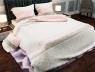 """Ткань для постельного белья Бязь """"Gold"""" Lux """"Орнамент (розовый)"""" GL2027"""