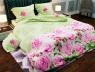 """Ткань для постельного белья Бязь """"Gold"""" Lux GL836 (A+B) - (50м+50м)"""
