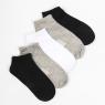 Чоловічі шкарпетки короткі Nicen (10 пар) 41-47 №F552