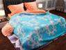 """Семейный набор хлопкового постельного белья из Бязи """"Gold"""" №151589AB Черешенка™"""