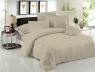 """Ткань для постельного белья Бязь """"Gold"""" Lux однотонная GLSbeige (50м)"""