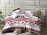 Семейный набор хлопкового постельного белья из Ранфорса №183084 Черешенка™