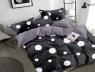 """Полуторный набор постельного белья 150*220 из Бязи """"Gold"""" №154563AB Черешенка™"""