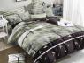 Семейный набор хлопкового постельного белья из Ранфорса №183123 Черешенка™