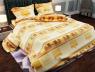 """Ткань для постельного белья Бязь """"Gold"""" Lux """"Геометрический принт"""" GL711"""