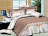 """Семейный набор хлопкового постельного белья из Бязи """"Gold"""" с простынью на резинке №146917 Черешенка™"""
