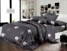 Семейный набор хлопкового постельного белья из Ранфорса №182127 Черешенка™