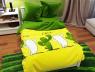 """Семейный набор хлопкового постельного белья из Бязи """"Gold"""" №157264AB Черешенка™"""