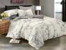 Семейный набор хлопкового постельного белья из Ранфорса №181281AB Черешенка™