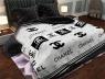 """Тканина для постільної білизни Бязь """"Gold"""" Lux GL1114"""
